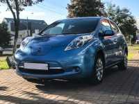 2013 Nissan LEAF    VIN 1N4AZ0CP2DC417245